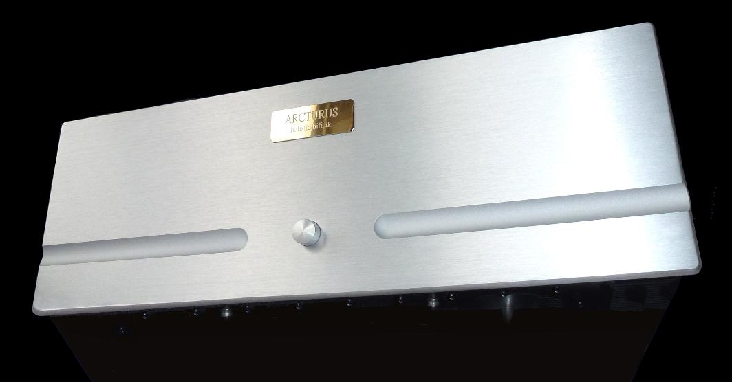 Arcturus amplifier by Holistic HiFi